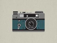 Retro Film Camera (2)