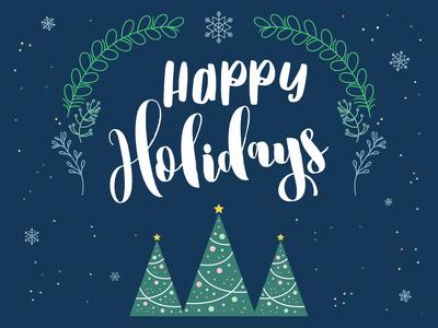 Happy Holidays Celebration