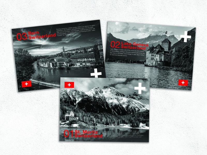 Swiss Postcards