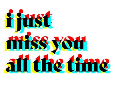 Miss You & Jumbled