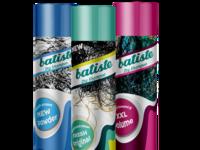 Batiste bottle redesign