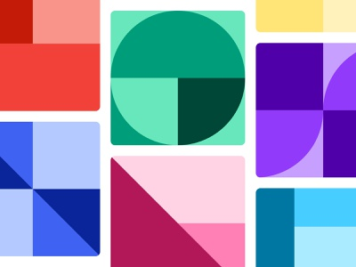 Company Avatars product illustration icon avatar design