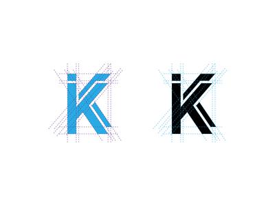 KI | Logo Mark Design Process