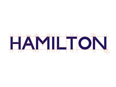 Hamilton | Logotype Design