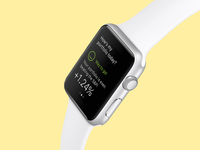 Apple Watch Portfolio
