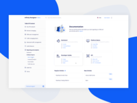 Web Design - Documentation Site