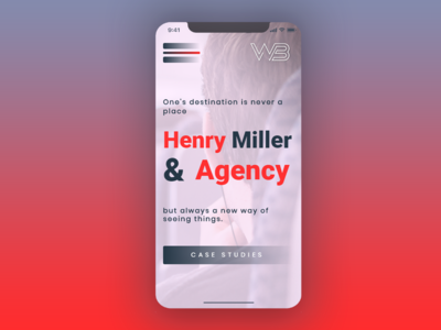 Henry Miller & Agency 📱Mobile Version