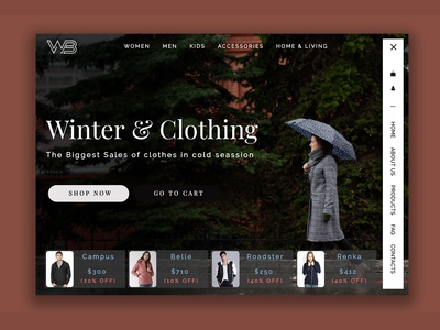 Winter & Clothing | WannaBusiness