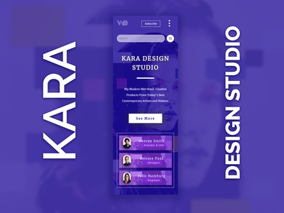 KARA DESIGN STUDIO | WannaBusiness