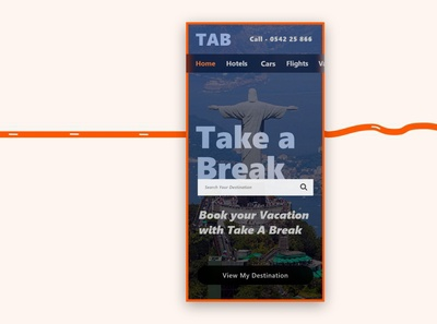 Take A Break Mobile App