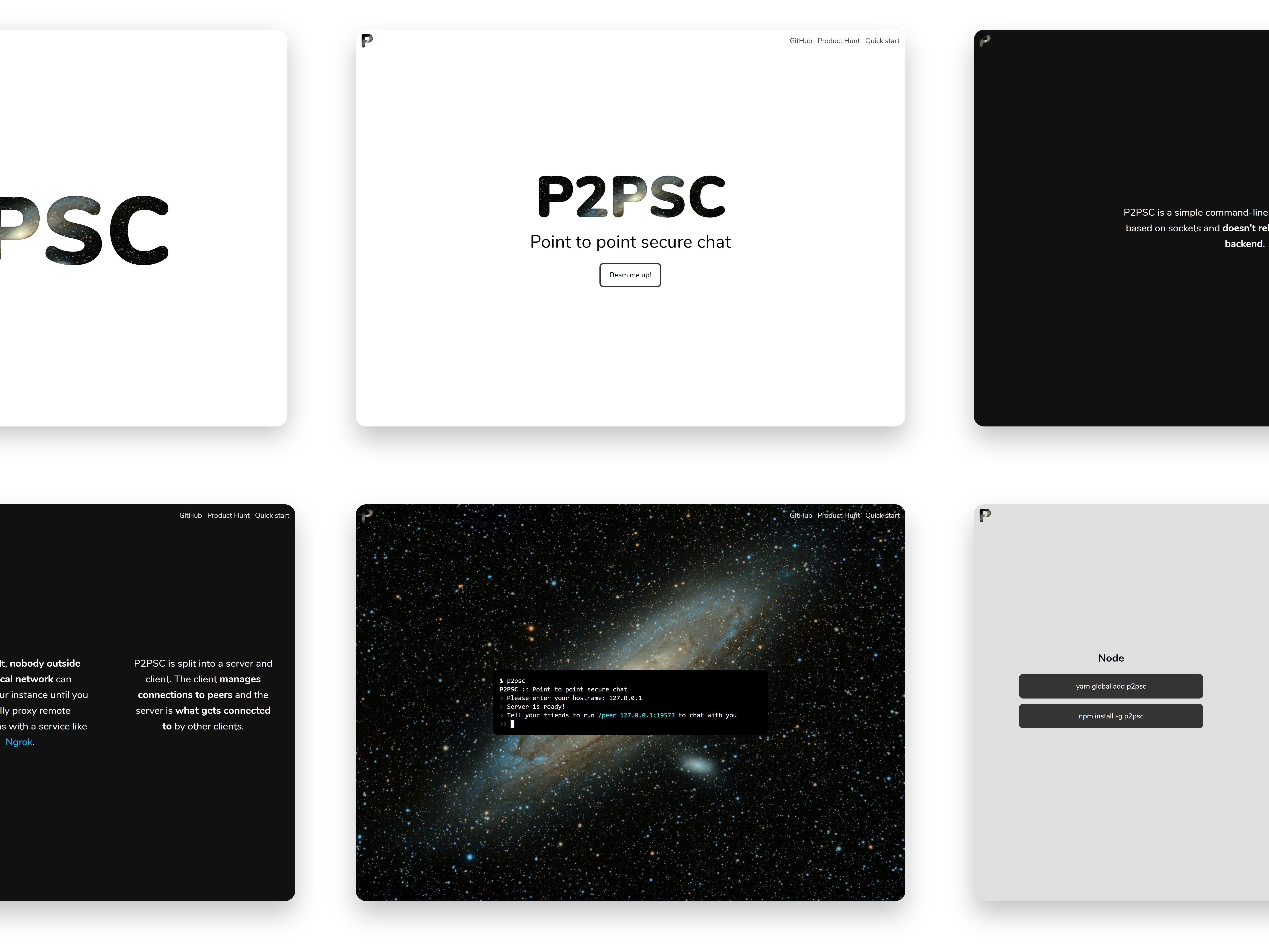 P2PSC by Kognise | Dribbble | Dribbble