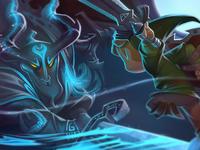 Zelda - Link vs Phantom Ganon