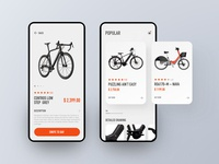 Bicycle interface