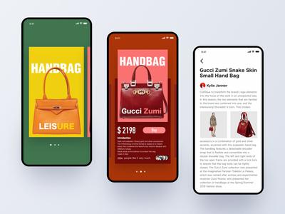 handbag  App