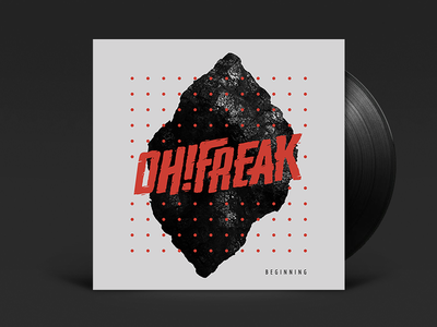Oh!Freak - Track cover cover
