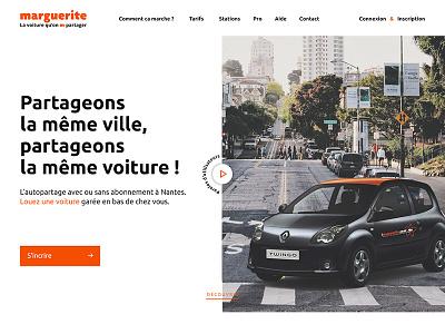 Marguerite car