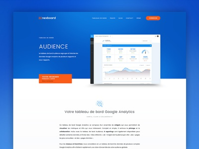 Nexboard - Features Page