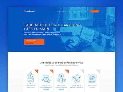 Nexboard - Homepage