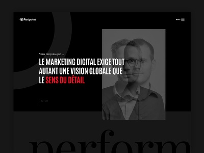 Redpoint - Homepage