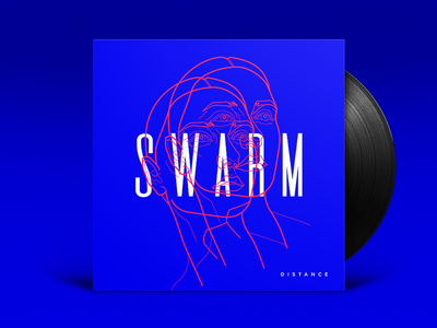 Swarm - Distance cover music