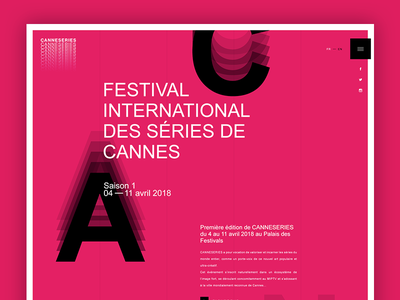 International Cannes Series Festival cannes