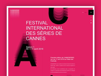 festival de cannes series