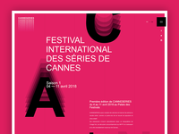 International Cannes Series Festival