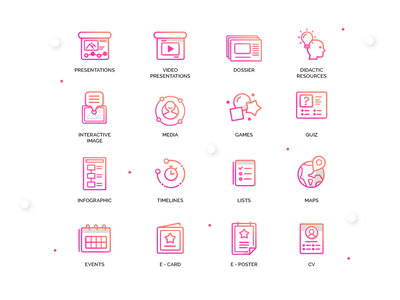 Genially Icons - Categories