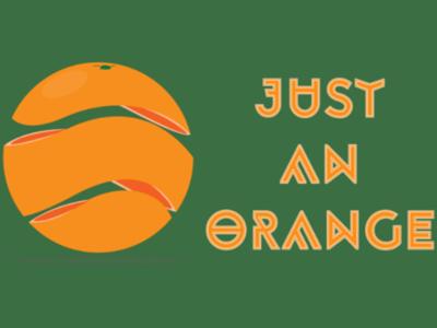 Just an orange