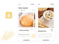 """""""WUGU"""" food app"""