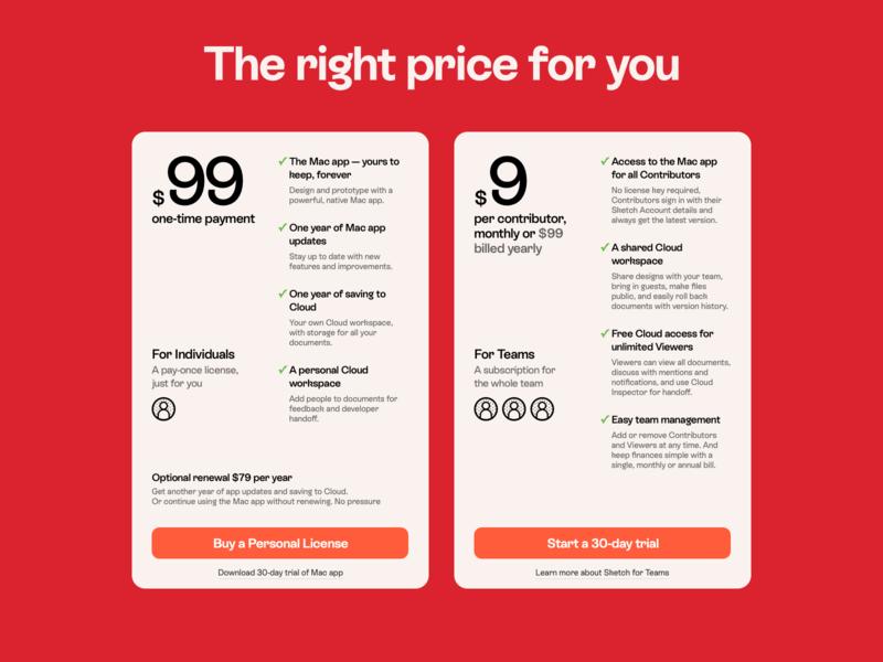 Redesign challenge #1 redesign site art ux price cards challenge ui design typo typography