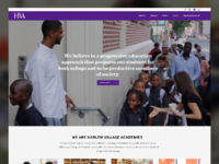 Hva homepage