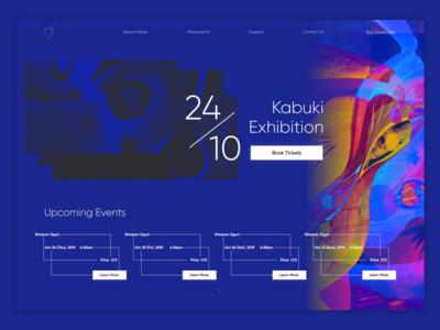 Kabuki Exhibition