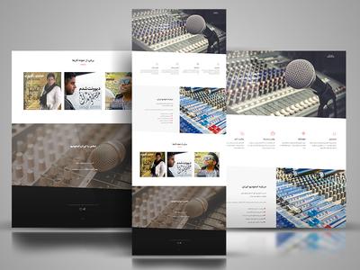 Music Studio HTML