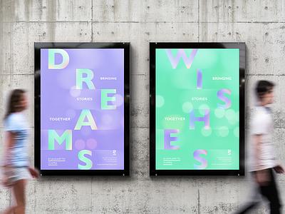 Museum of Writing design illustration poster