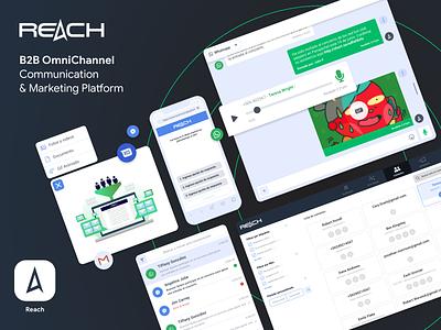 Reach WebApp