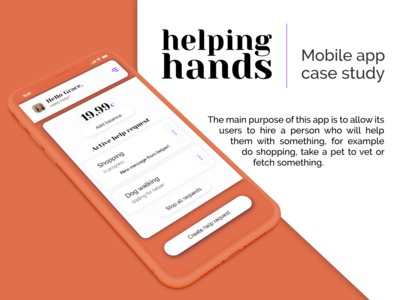 Mobile app case study
