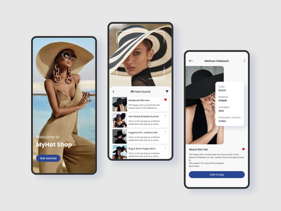 Mobile store figmadesign store store app item page item fashion app fashion mobile app mockup ux figma