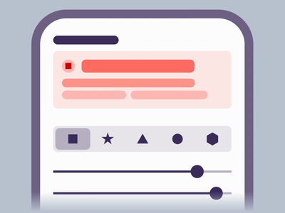 What about UX in UI Animation? article interaction mobile design animation minimal flat ui ux minimalist illustration