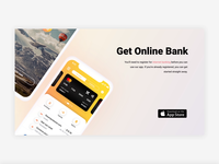 Mobile bank redesign