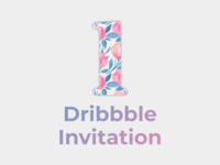 Done! One Dribbble Invite Giveaway