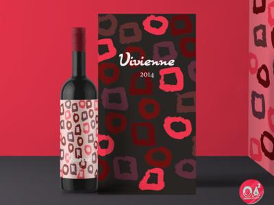 Merlot Wine Packaging by OA2 Design Studio