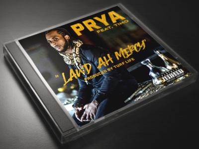 CD Single Cover Design