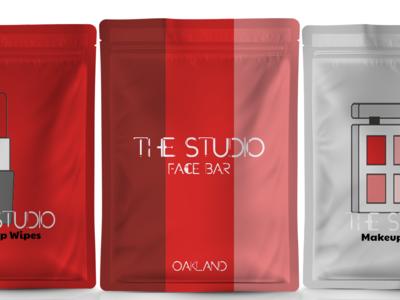 The Studio Face Bar Pouches