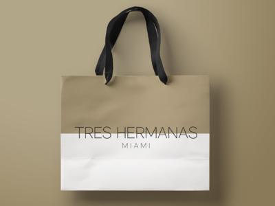 Three Hermanas Boutique Branding
