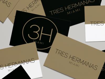 Three Hermanas Business/Promo Cards