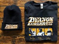 Delvon Lamarr Organ Trio t-shirt & beanie