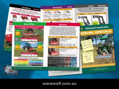 Howard Australia – Product Catalogue.