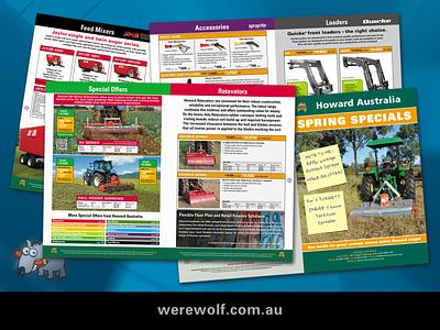 Howard Australia – Product Catalogue. catalogue design acrobat indesign illustrator photography photoshop retouching final art concepts project management art direction graphic design typography branding