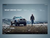 RCI Off-Road: Responsive Website